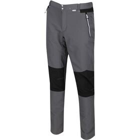 Regatta Sungari II Pantalones Hombre, magnet/black